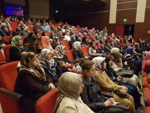 Uşak İlk Kıblemiz Mescid-i Aksa Konferansı 3