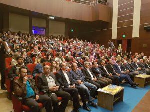 Uşak İlk Kıblemiz Mescid-i Aksa Konferansı