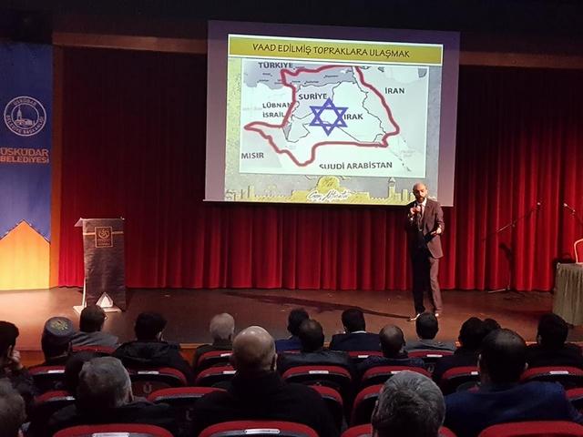 """Üsküdarda """"Miracımız Kudüs """" Konferansı (3)"""