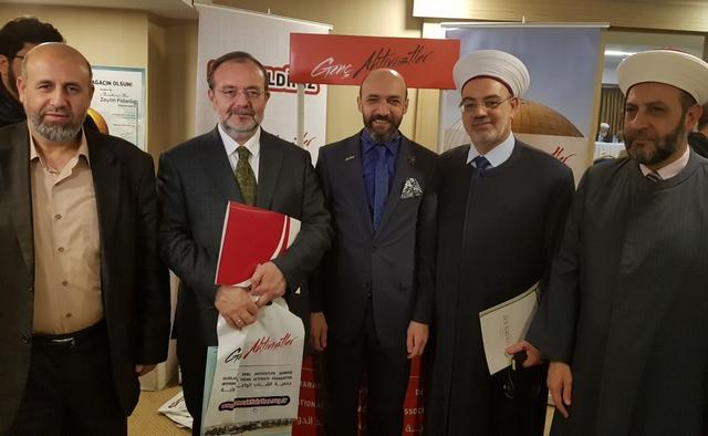 Küdüs ve Filistin için Türkiye Âlimler Buluşması 1