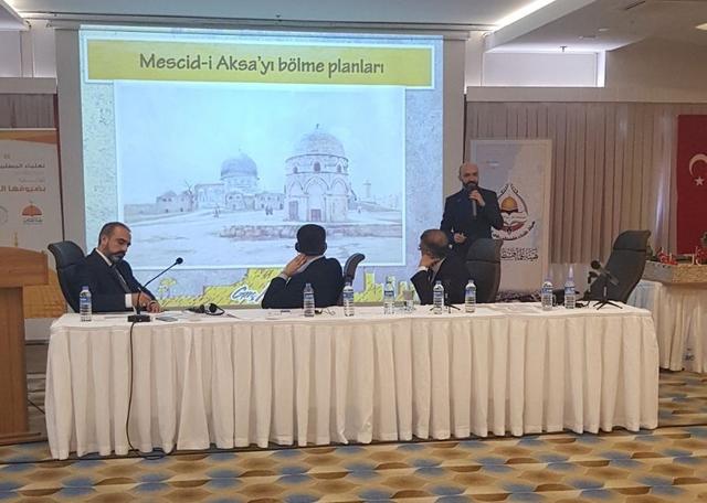 Küdüs ve Filistin için Türkiye Âlimler Buluşması 5
